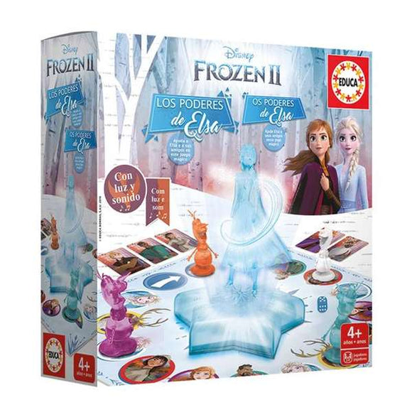 Board game Frozen Ii Educa