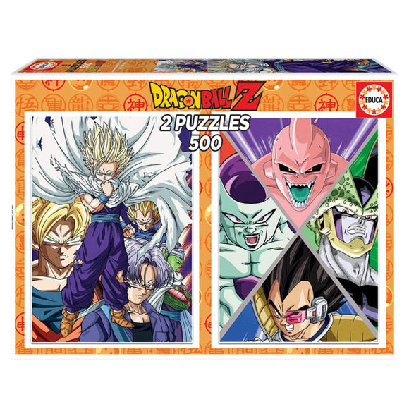 Puzzle Dragon Ball Educa (500 pcs)