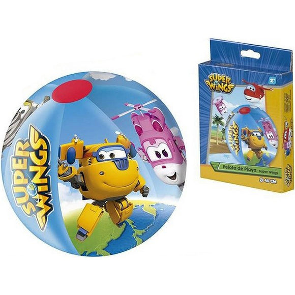 Inflatable Ball Super Wings (40 cm)