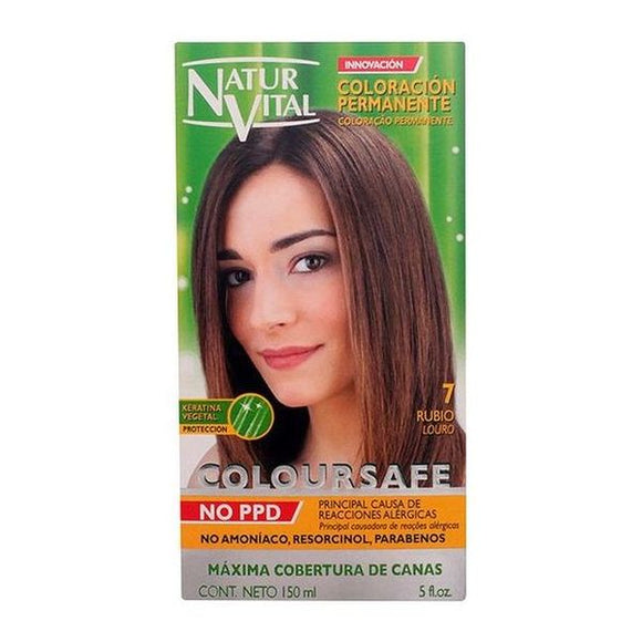 Dye No Ammonia Coloursafe Naturaleza y Vida Blonde