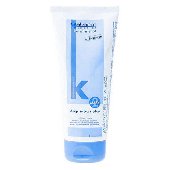Nourishing Hair Mask Keratin Shot Salerm
