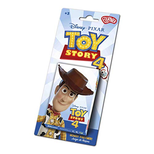 Card Game Toy Story 4 Fournier (ES)