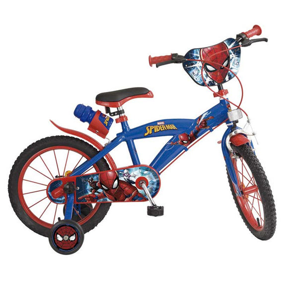 Children's bike Spiderman 16