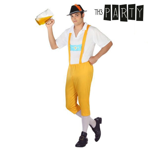 Costume for Adults 9944 German man (2 Pcs)