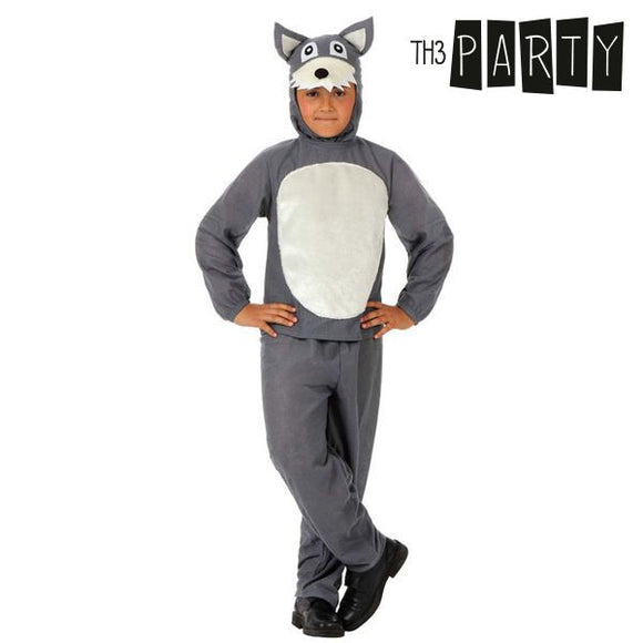 Costume for Children Ferocious wolf