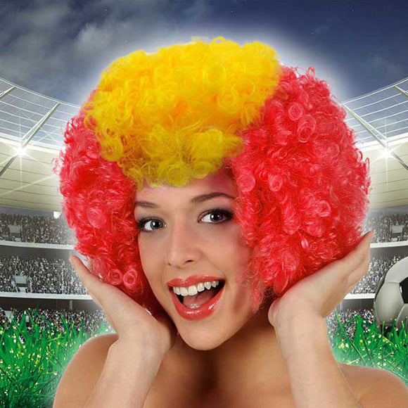 Curly Hair Wig Afro Spain 115533