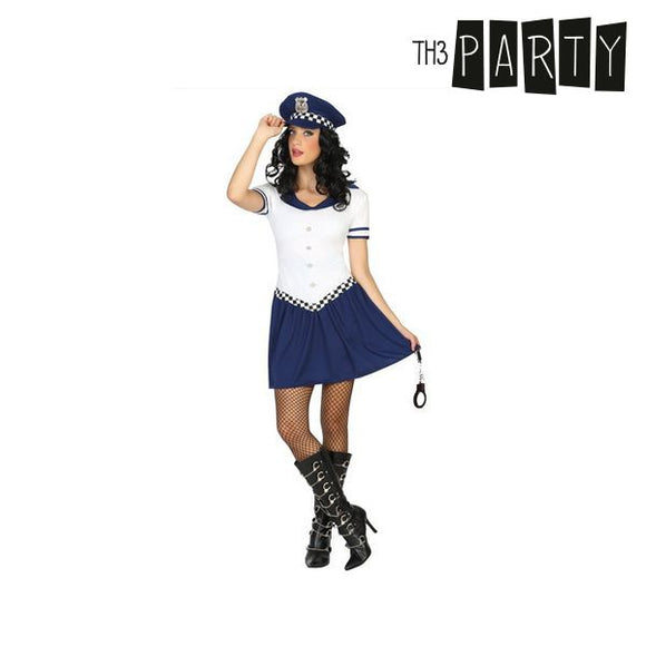 Costume for Adults Policewoman