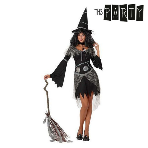 Costume for Adults Witch Black