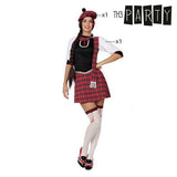 Costume for Adults Scottish woman