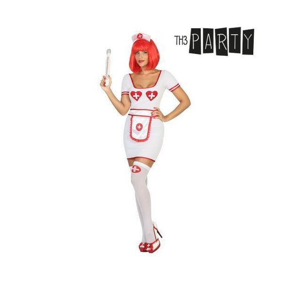 Costume for Adults 6796 Nurse (2 Pcs)