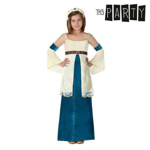 Costume for Children Medieval lady Blue