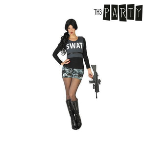 Costume for Adults Swat police officer