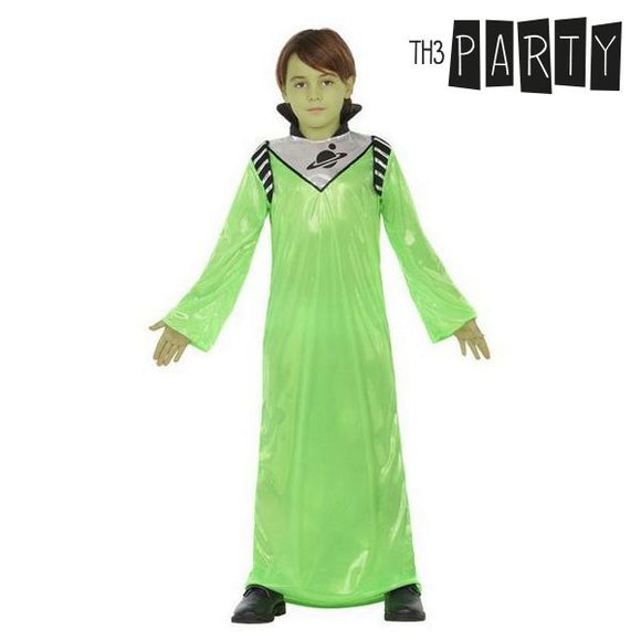 Costume for Children Green alien