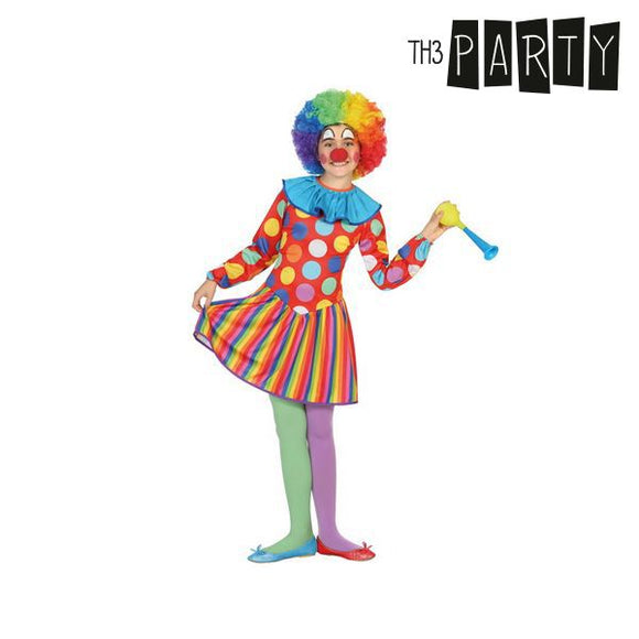 Costume for Children Female clown