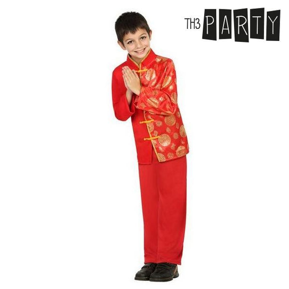 Costume for Children Chinese Red