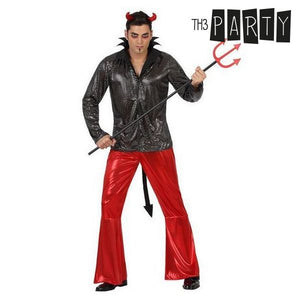Costume for Adults Male demon (3 Pcs)