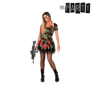 Costume for Adults Sexy zombie soldier