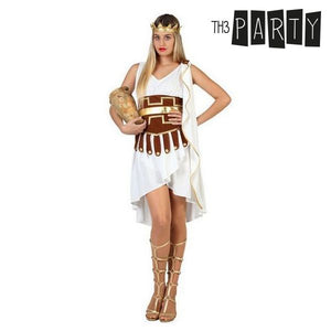 Costume for Adults Greek goddess (2 Pcs)
