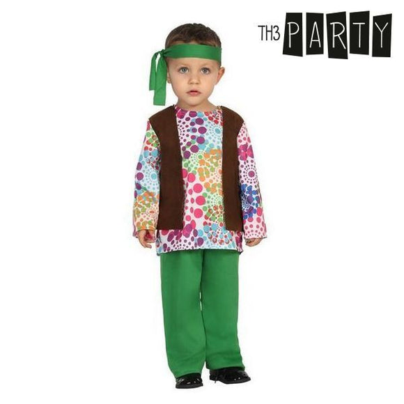 Costume for Babies Hippie (3 Pcs)