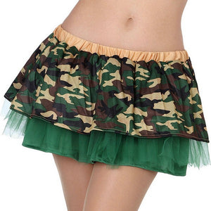 Skirt 114590 Camouflage