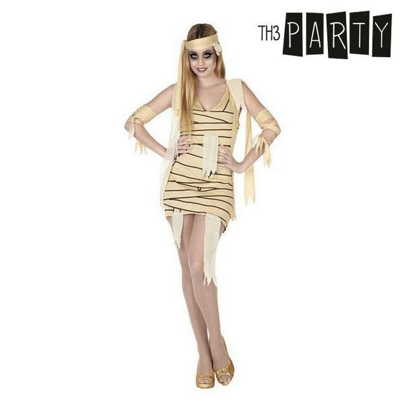 Costume for Adults Mummy (3 Pcs)