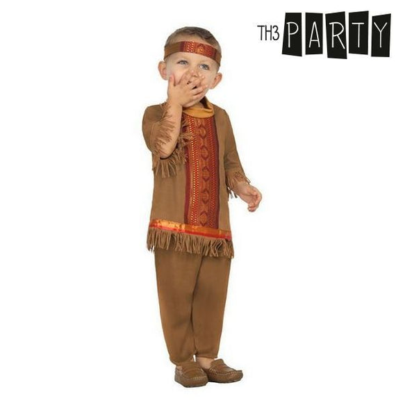 Costume for Babies Indian man (3 Pcs)
