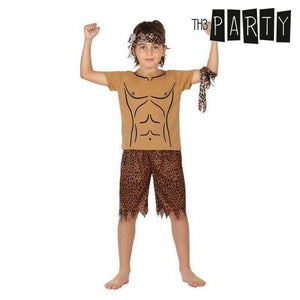 Costume for Children Jungle man (4 Pcs)