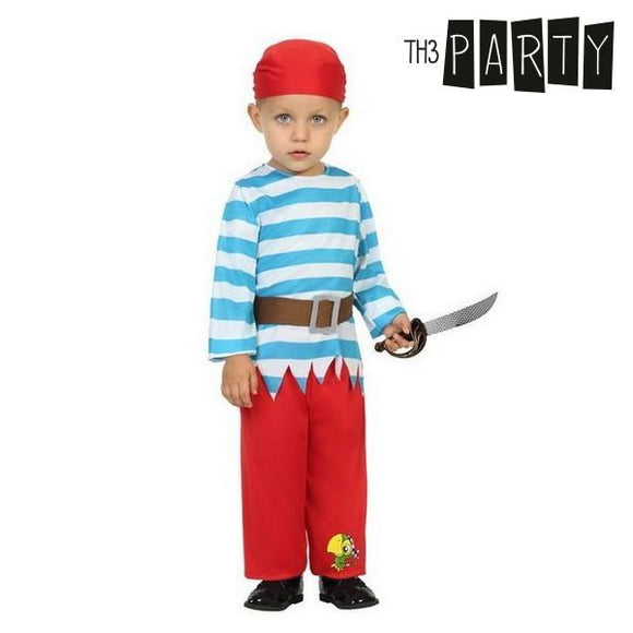 Costume for Babies Pirate (3 Pcs)