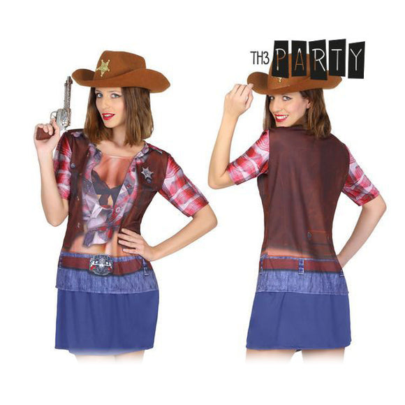 Adult T-shirt 8270 Cowgirl