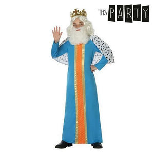 Costume for Children Wizard king melchior (2 Pcs)