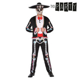 Costume for Adults Th3 Party Skeleton
