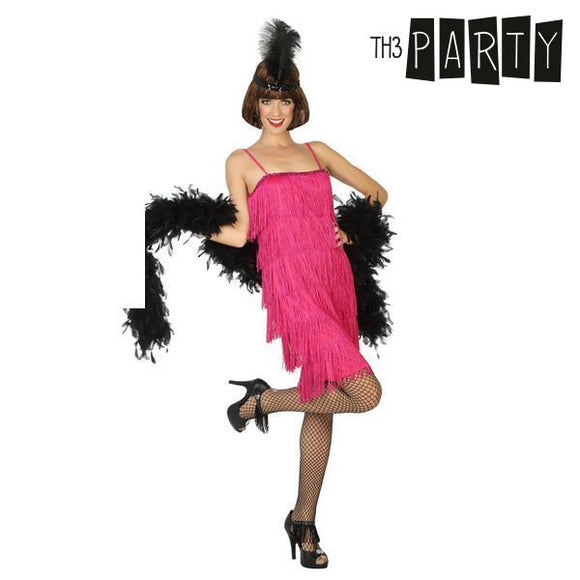 Costume for Adults Charleston Pink