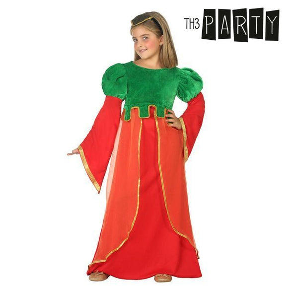 Costume for Children Medieval lady