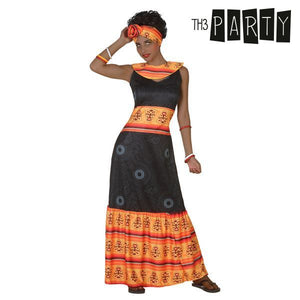 Costume for Adults African woman (2 Pcs)