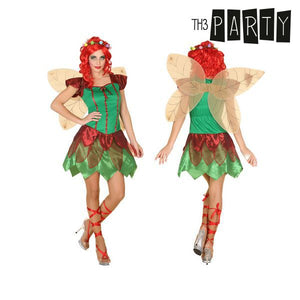 Costume for Adults Fairy Red