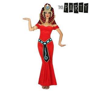 Costume for Adults Egyptian woman Red