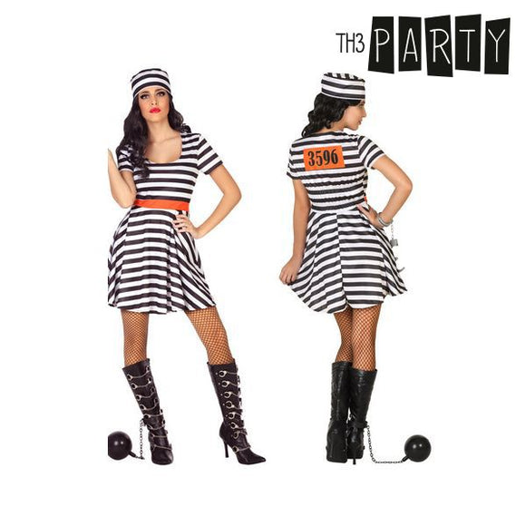 Costume for Adults Female prisoner