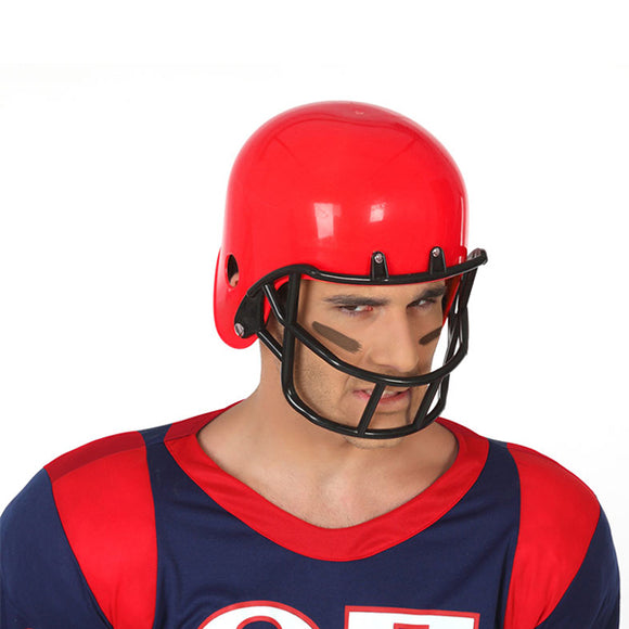 Helmet Rugby Red 113150