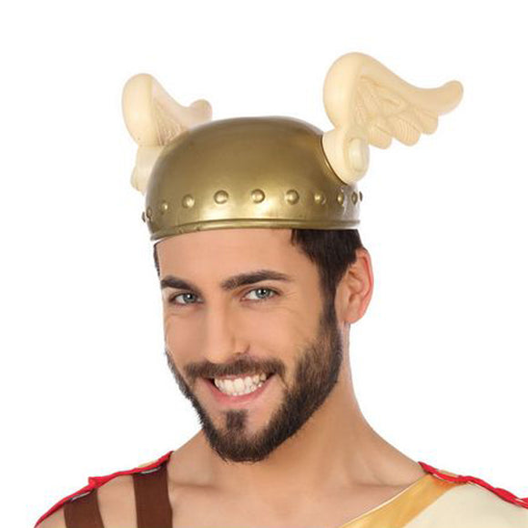 Gaul Helmet Golden