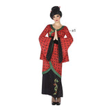 Costume for Adults Chinese woman Red (1 Pc)