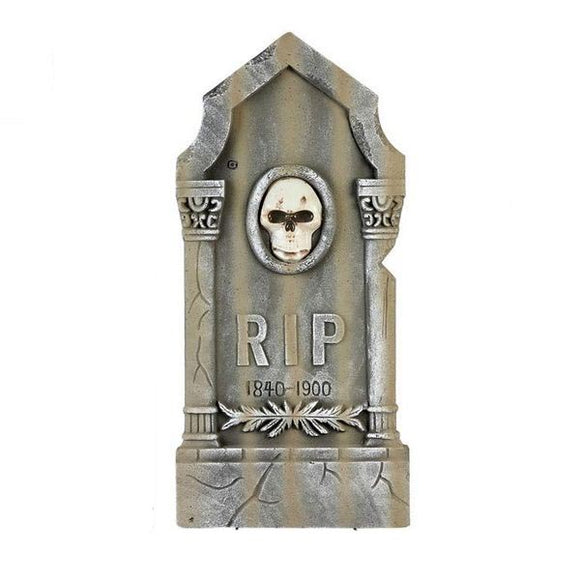 Tombstone (91 x 43 x 4 cm) Light