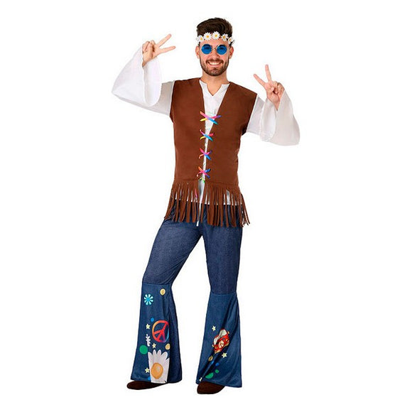 Costume for Adults 110077 Hippie