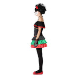 Costume for Children 112438 Skull (Size 14-16 years)