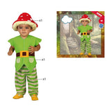 Costume for Babies 112902 Goblin Green (3 Pcs)