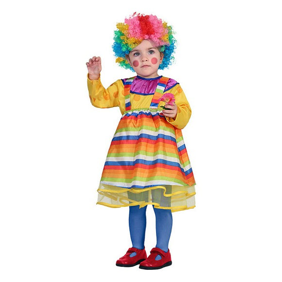 Costume for Babies 113336 Female clown