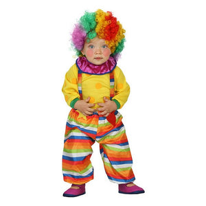 Costume for Babies 113343 Male clown