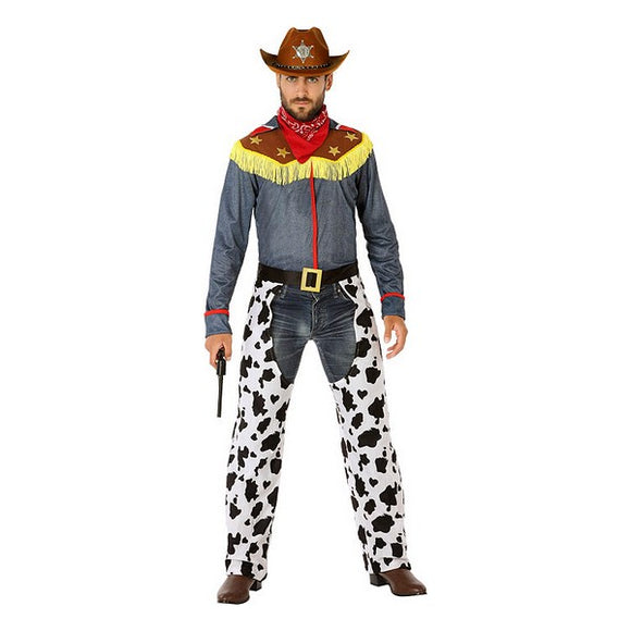 Costume for Adults 114487 Cowboy