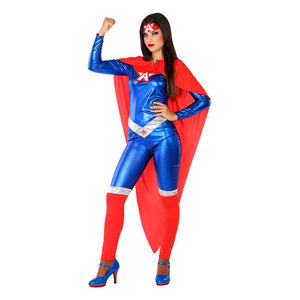 Costume for Adults 114586 Comic hero