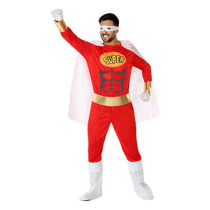Costume for Adults 115248 Comic hero