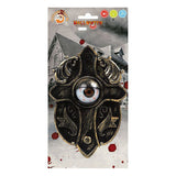 Decorative Doorbell for Halloween Black 118553